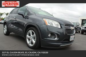View 2016 Chevrolet Trax