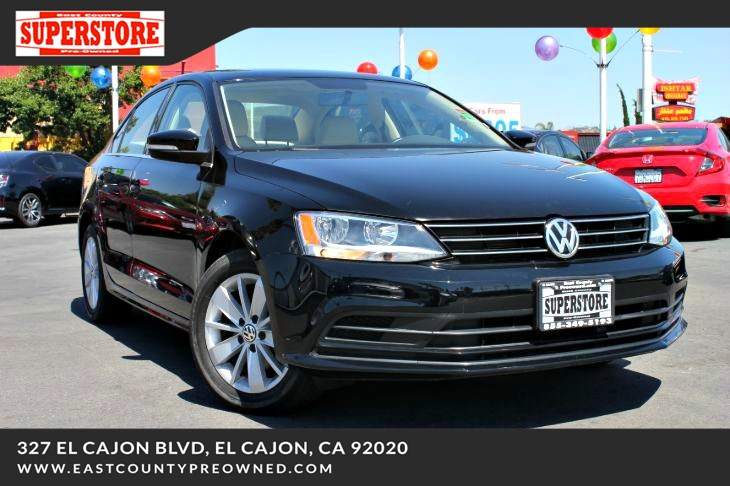 East County Preowned Superstore >> 2016 Volkswagen Jetta 1 4t Se East County Pre Owned Superstore