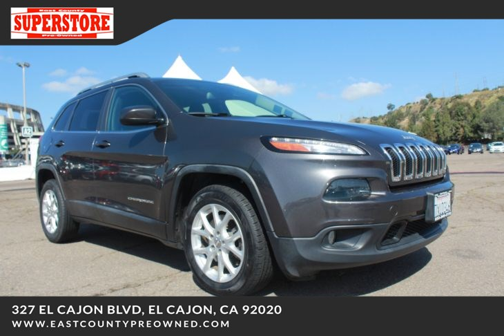 East County Preowned Superstore >> 2015 Jeep Cherokee Latitude East County Pre Owned Superstore