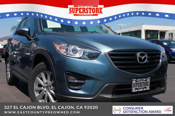 Mazda El Cajon >> 2016 Mazda Cx 5 Sport East County Pre Owned Superstore