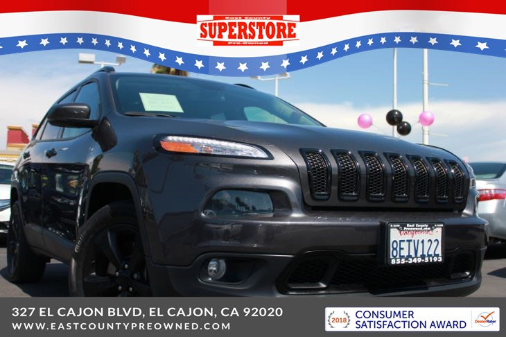 East County Preowned Superstore >> 2016 Jeep Cherokee East County Pre Owned Superstore
