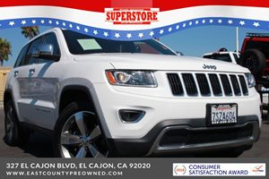 View 2016 Jeep Grand Cherokee