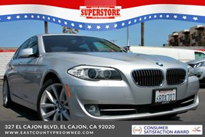 East County Preowned Superstore >> 2011 Bmw 5 Series 535i