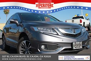East County Preowned Superstore >> 2017 Acura Rdx Advance Package