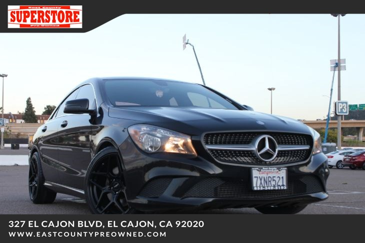 2014 Mercedes-Benz CLA CLA 250 4MATIC®