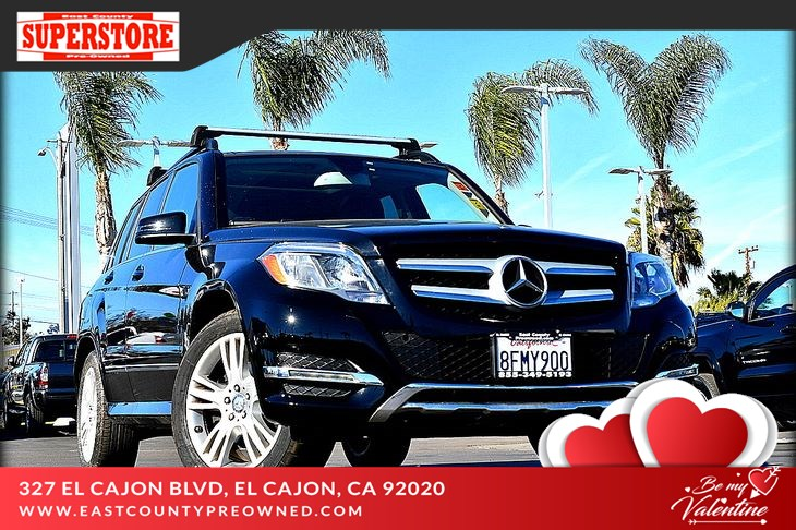 2015 Mercedes-Benz GLK GLK 250 4MATIC®