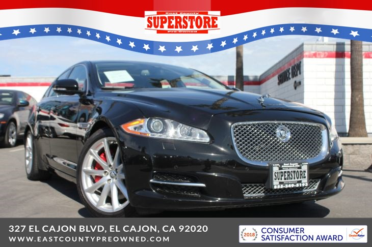 2013 Jaguar XJ Base