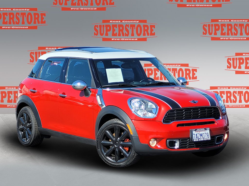 2013 MINI Cooper S Countryman Base