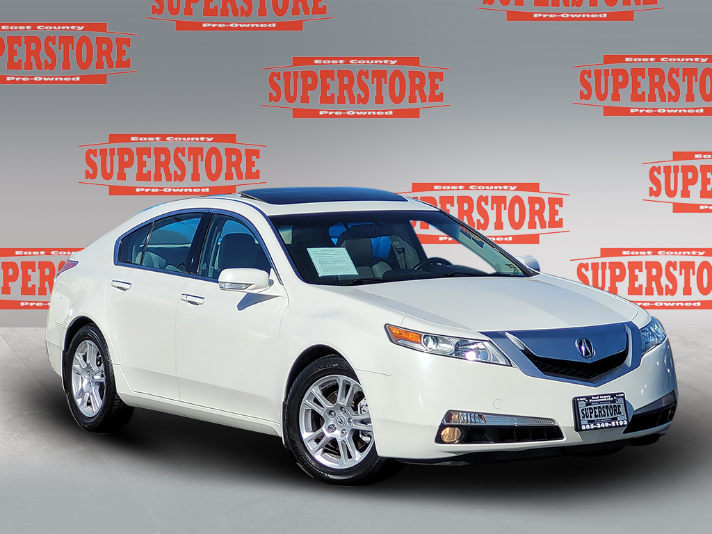 2011 Acura TL 3.5 w/Technology Package
