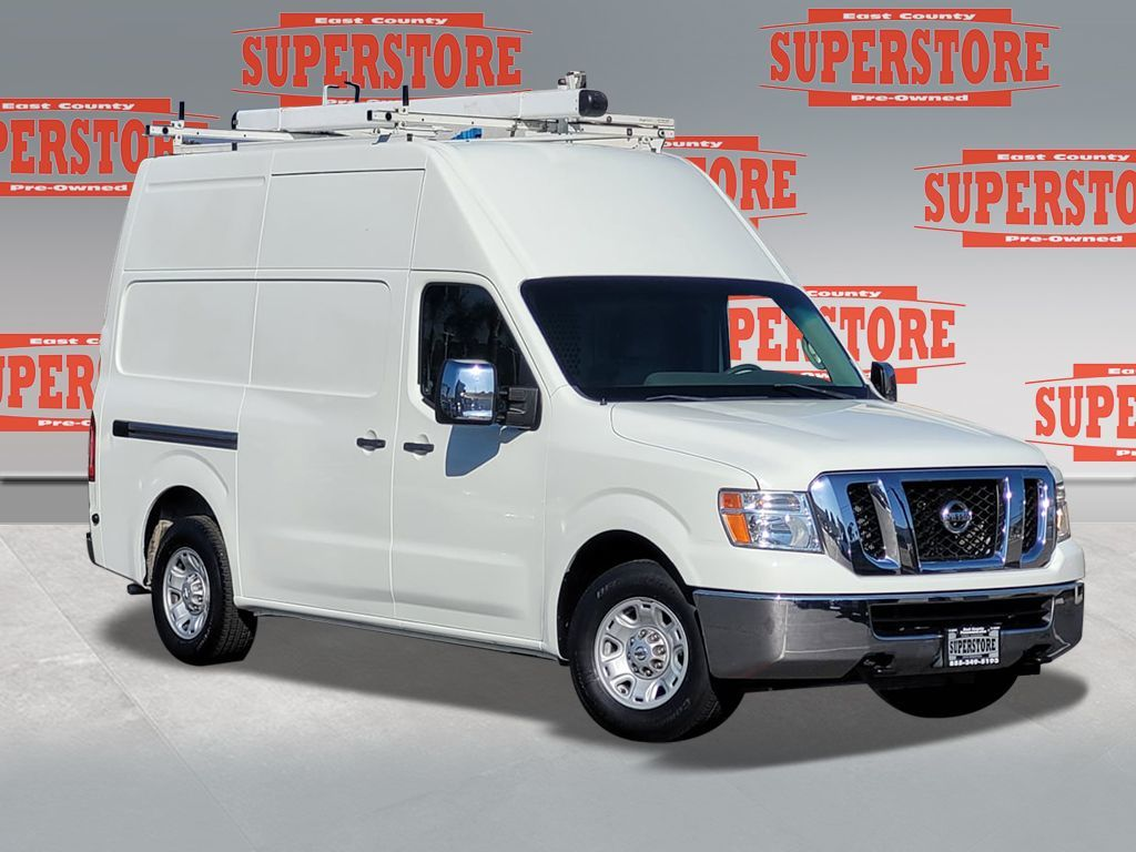 2013 Nissan NV3500 HD Cargo SV High Roof