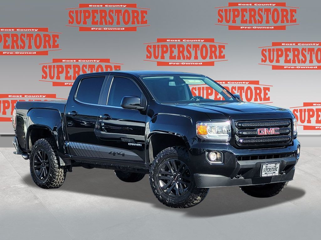 2017 GMC Canyon SLE1