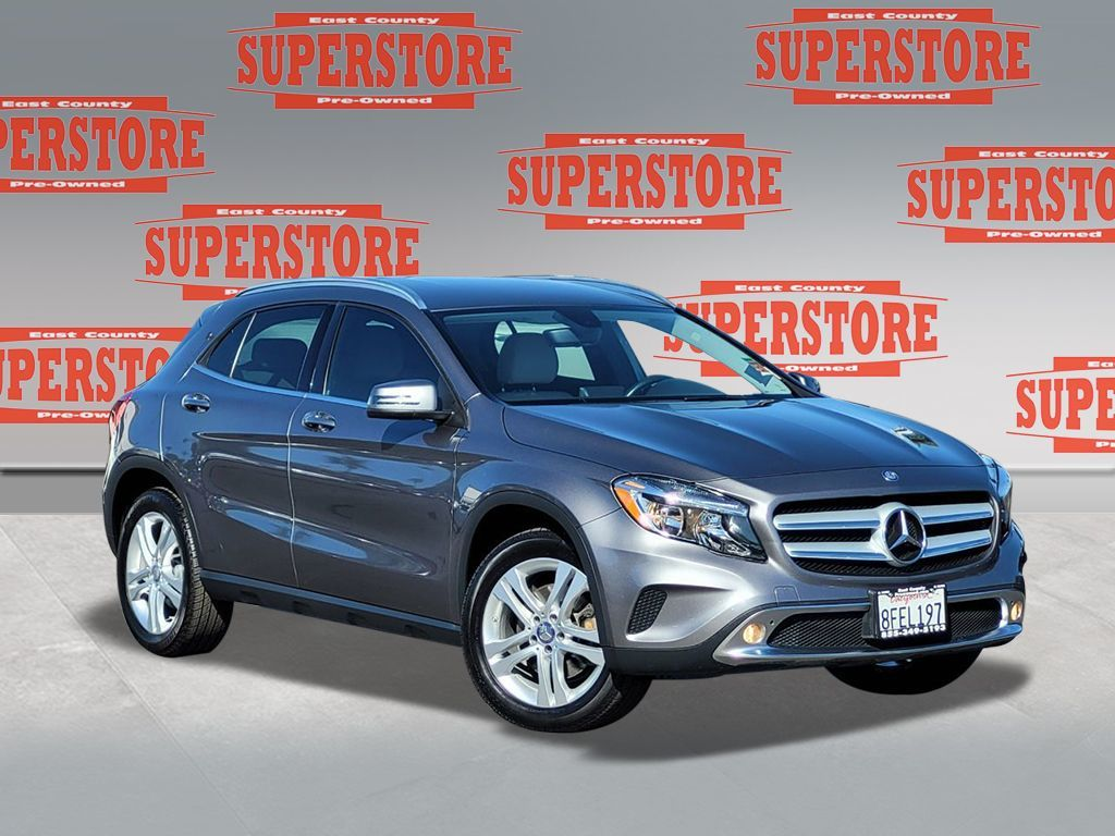 2015 Mercedes-Benz GLA GLA 250 4MATIC®