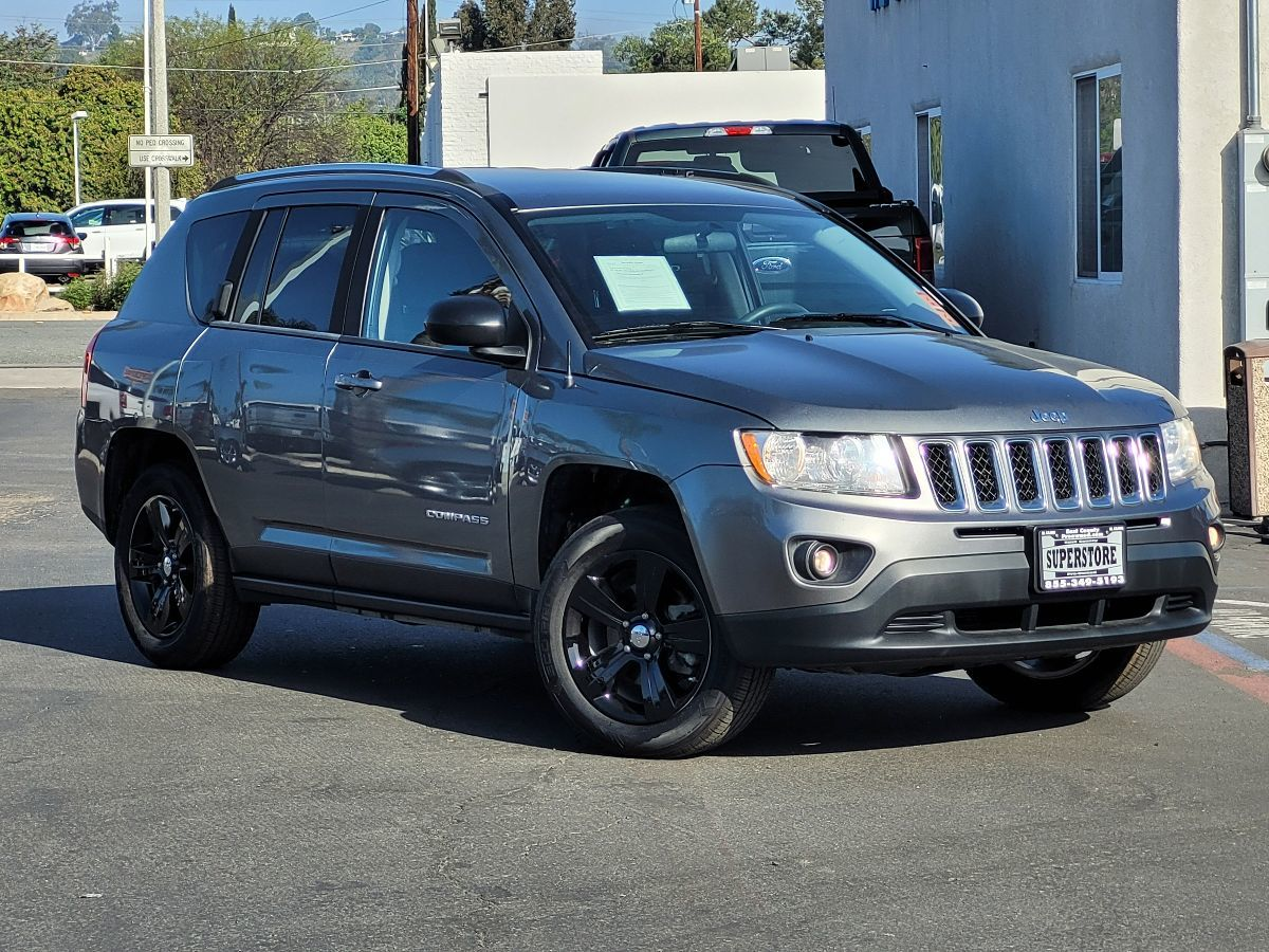 2011 Jeep Compass Base