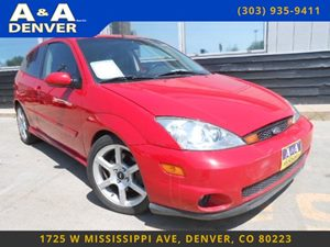 View 2004 Ford Focus