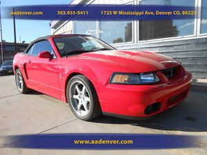 View 2003 Ford Mustang Convertible