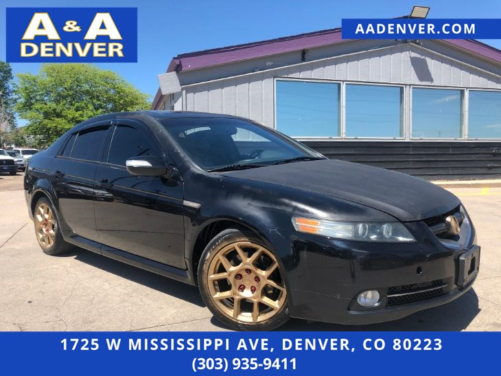 2007 Acura TL Type-S Summer Tires