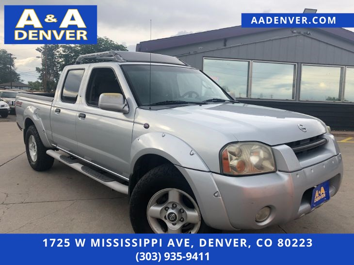2002 Nissan Frontier 4WD SE