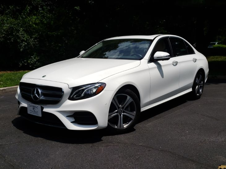 2019 Mercedes-Benz E 300 4MATIC Sedan
