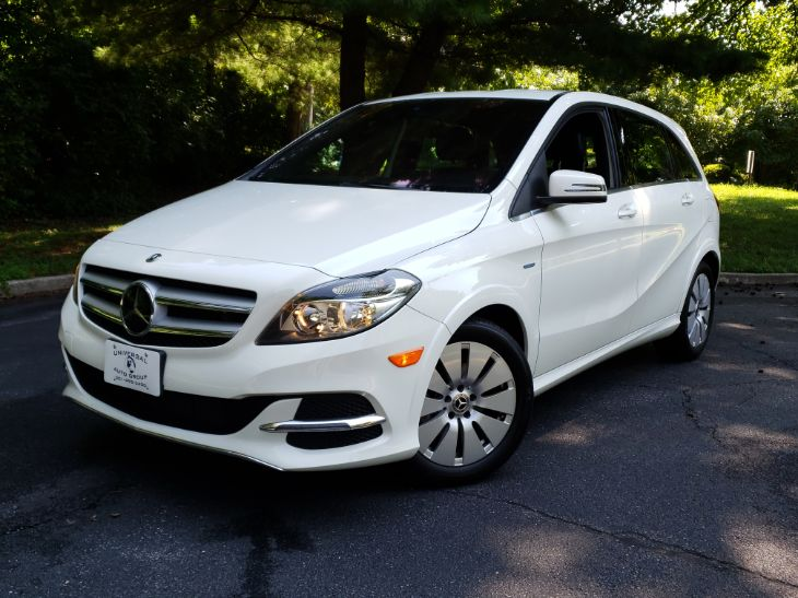 2017 Mercedes-Benz B 250e B250e Hatchback