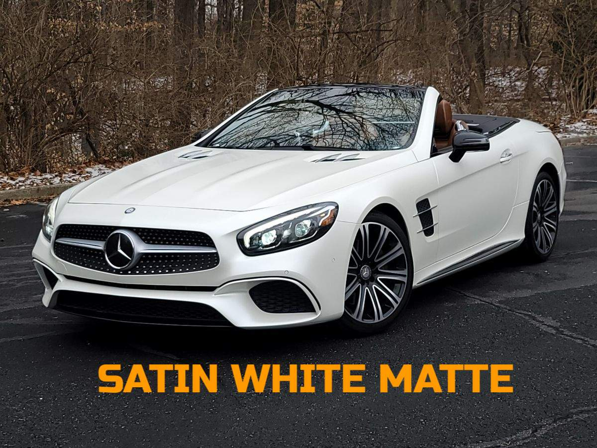 2017 Mercedes-Benz SL 450 Roadster