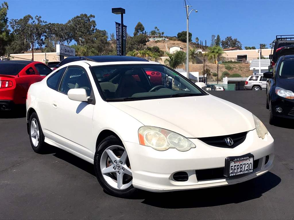 2004 Acura Rsx Type S >> 2004 Acura Rsx Type S 6 Speed Manual 1 Owner Leather Seats Cbm Motors