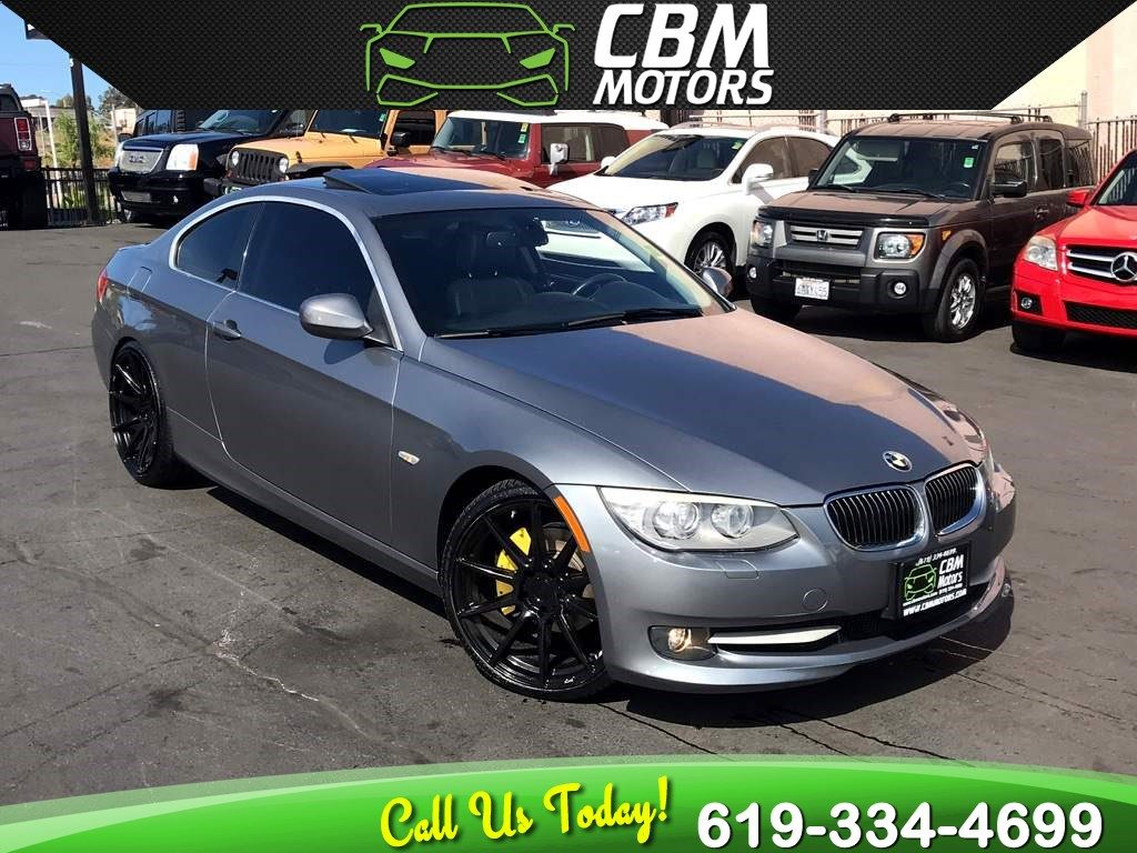 Sold 2011 Bmw 3 Series 328i Low Miles Nav 20 Wheels In El Cajon