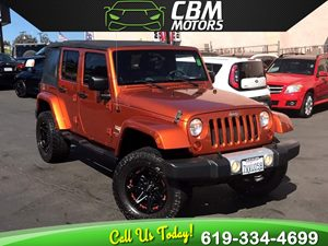 View 2009 Jeep Wrangler Unlimited