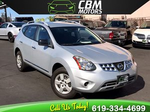 View 2015 Nissan Rogue Select W/ BLUETOOTH / ROOF RAILS / ALLOYS