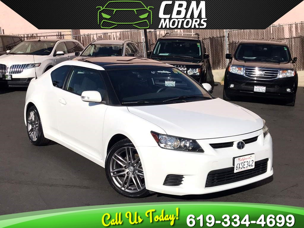 2013 Scion tC W/ BLUETOOTH / DUAL MOONROOF