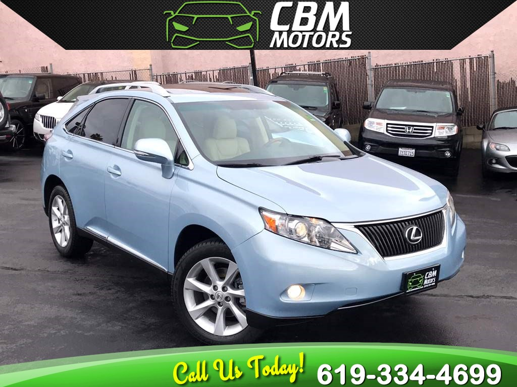 2010 Lexus RX 350 AWD/ LOW MILES W/ NAVIAGTION / BACK UP CAM