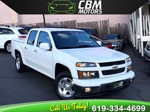 View 2012 Chevrolet Colorado
