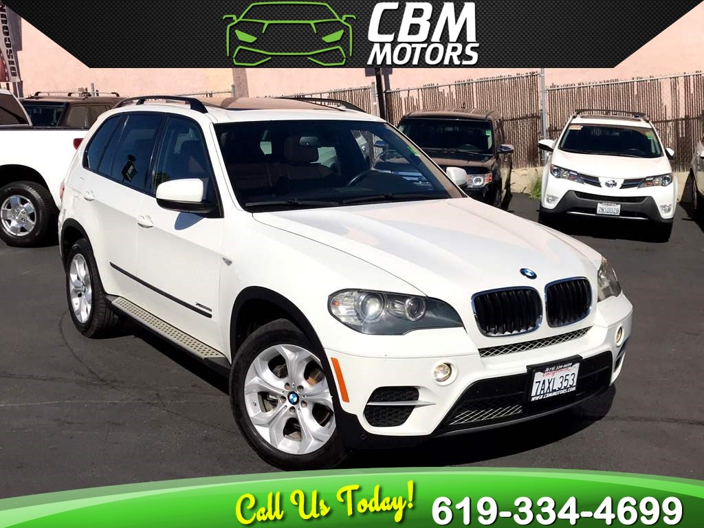 2011 BMW X5 xDrive35i W/ NAVI / BLUETOOTH / POWER LIFTGATE