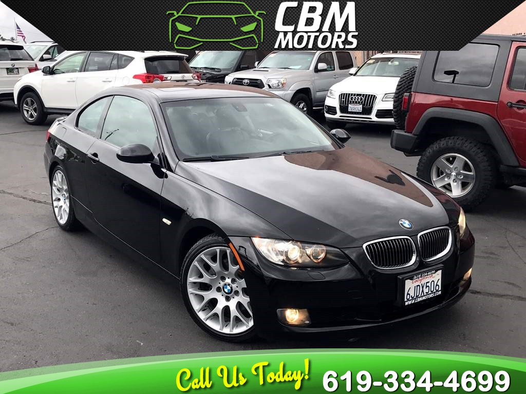 2009 BMW 3 Series 328i Coupe SUPER LOW MILES W/ NAVIGATION / SUNROOF