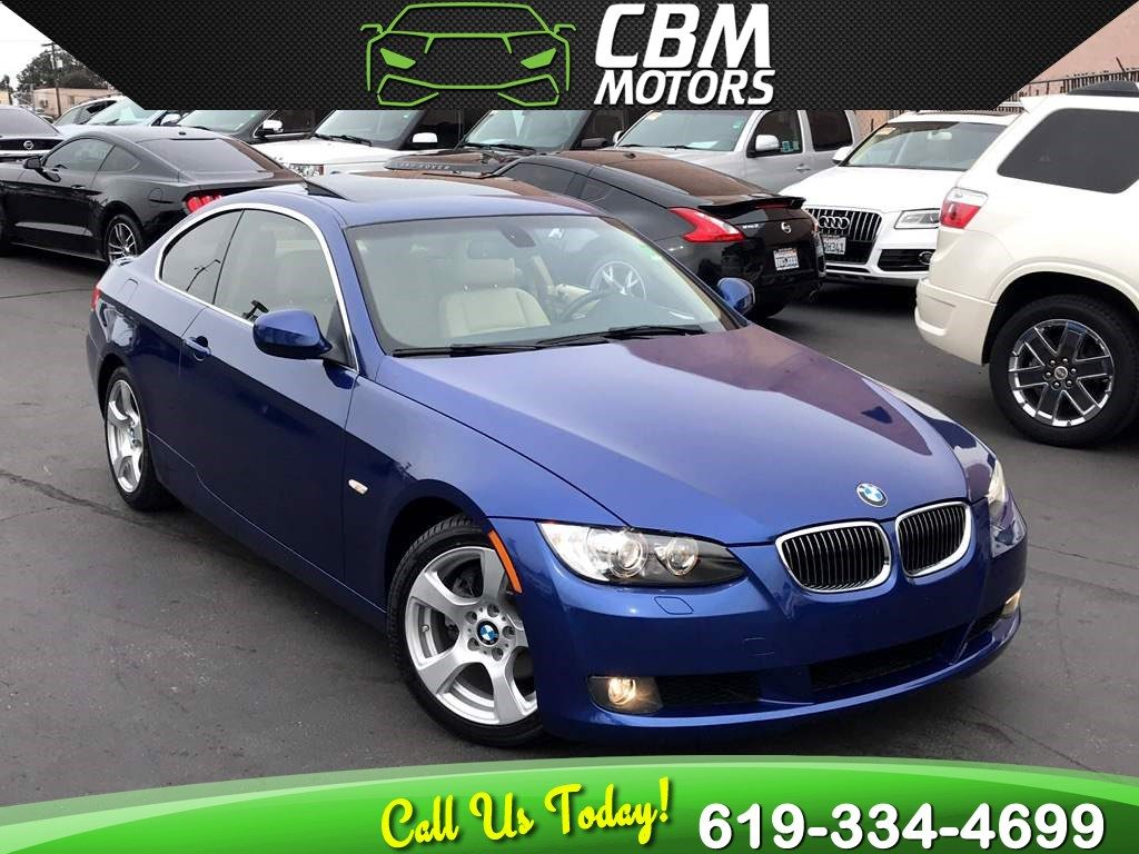 Sold 2010 Bmw 3 Series 328i Coupe Low Mileage W Bluetooth Sunroof In El Cajon