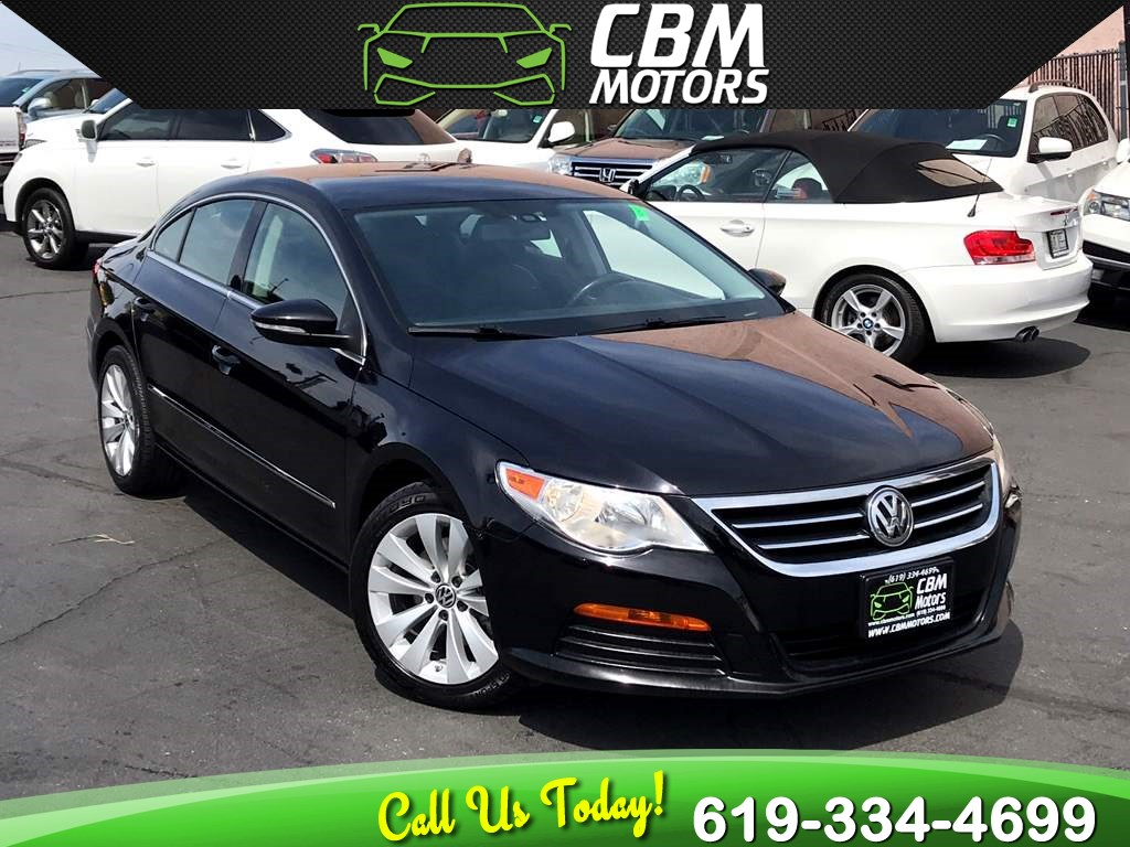 2012 Volkswagen CC Sport PZEV TURBOCHARGED W/ BLUETOOTH