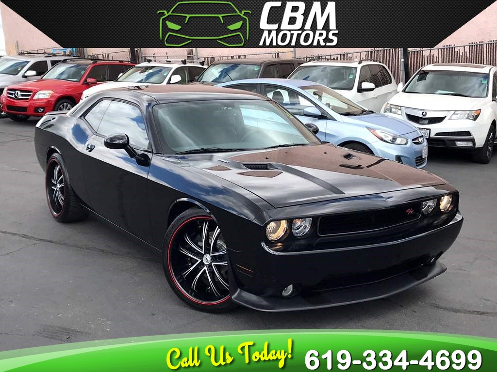 2012 Dodge Challenger R/T 5.7L V8 HEMI ENGINE/ MANUAL