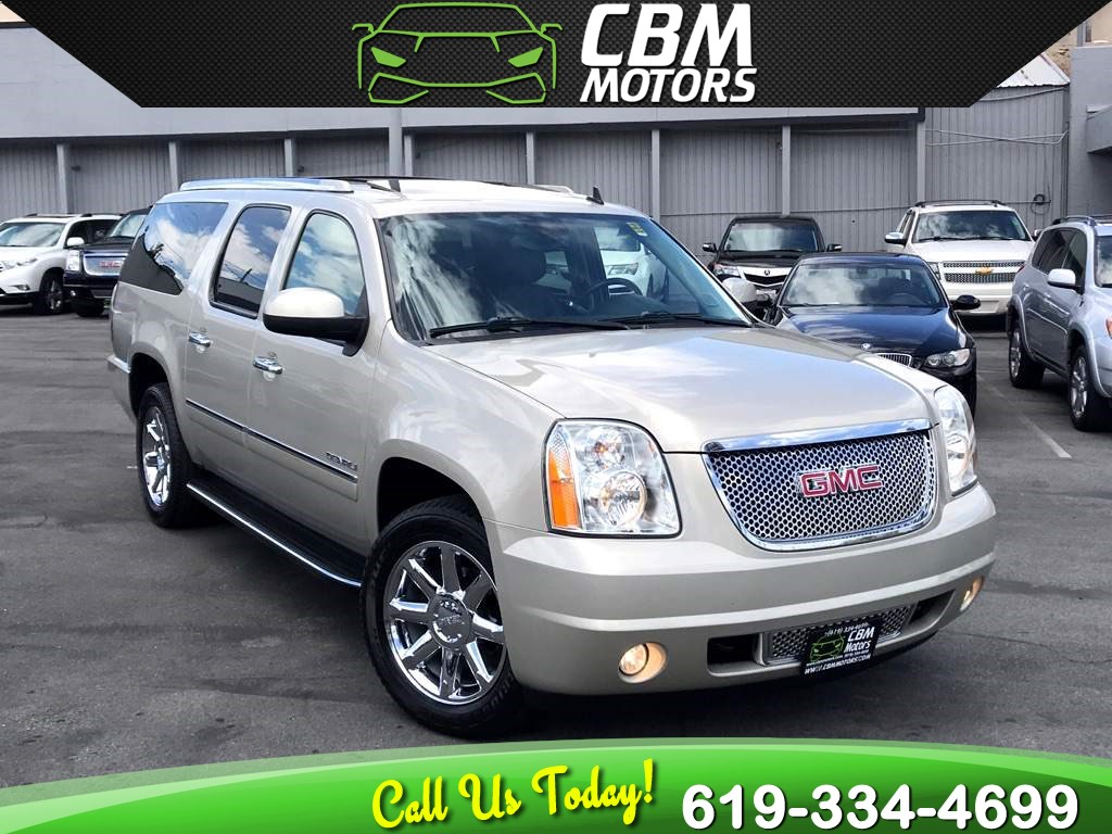 2013 GMC Yukon XL Denali FULLY LOADED W/ NAV/ BACK UP CAMERA/ DVD