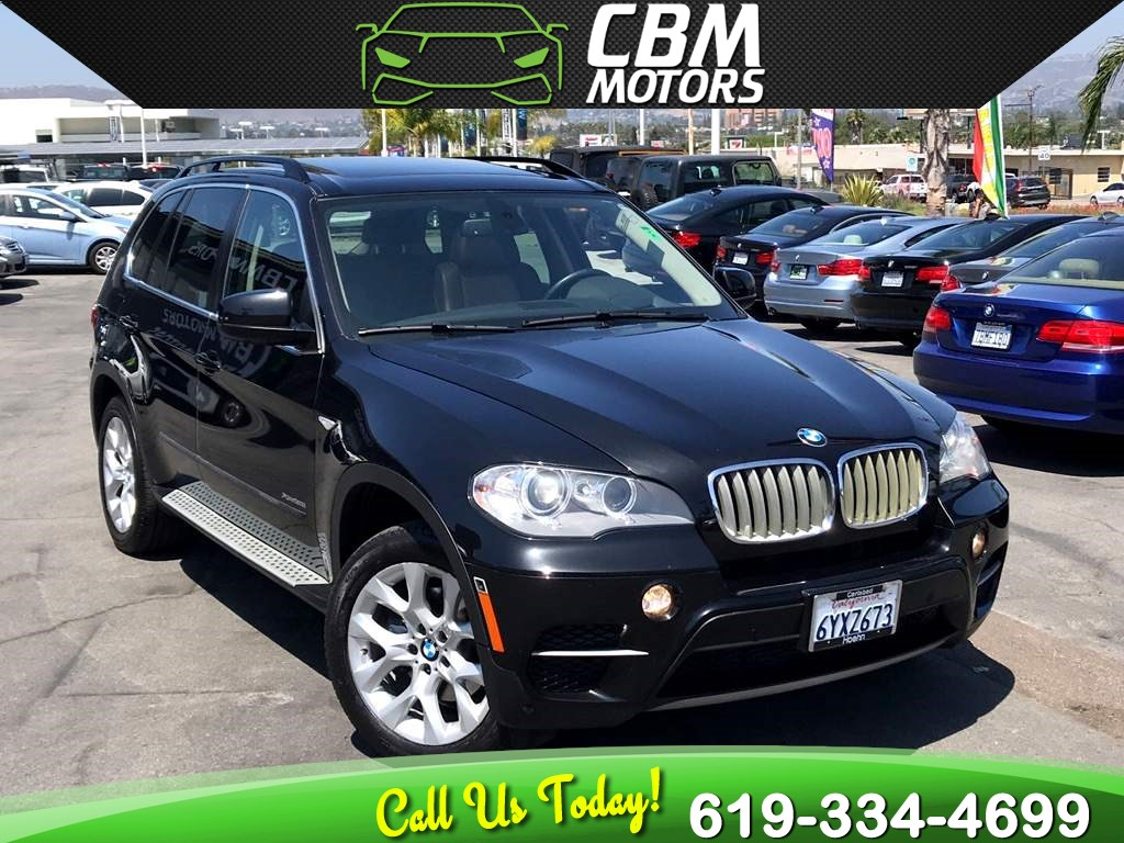 2013 BMW X5 xDrive35i Premium W/ BACK UP CAMERA / PANO ROOF