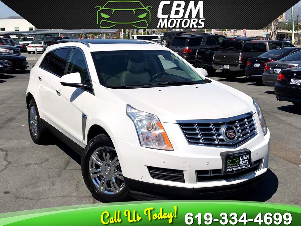 2014 Cadillac SRX Luxury Collection W/ PANORAMIC ROOF / NAVIGATION