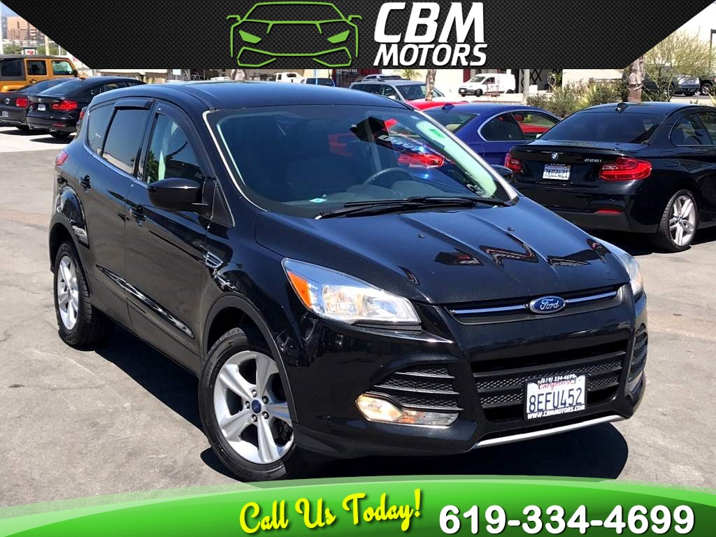 2014 Ford Escape SE TURBOCHARGED ECOBOOST W/ BACK UP CAMERA