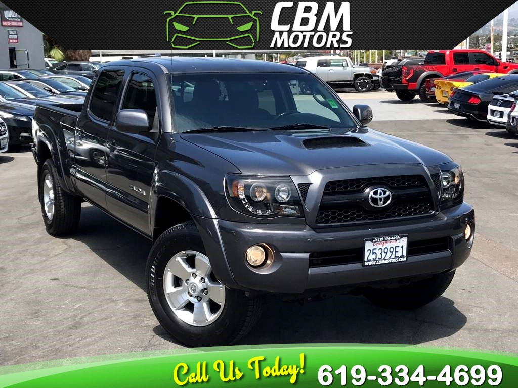 2011 Toyota Tacoma PreRunner V6 DOUBLE CAB W/BLUETOOTH/BACK UP CAMERA