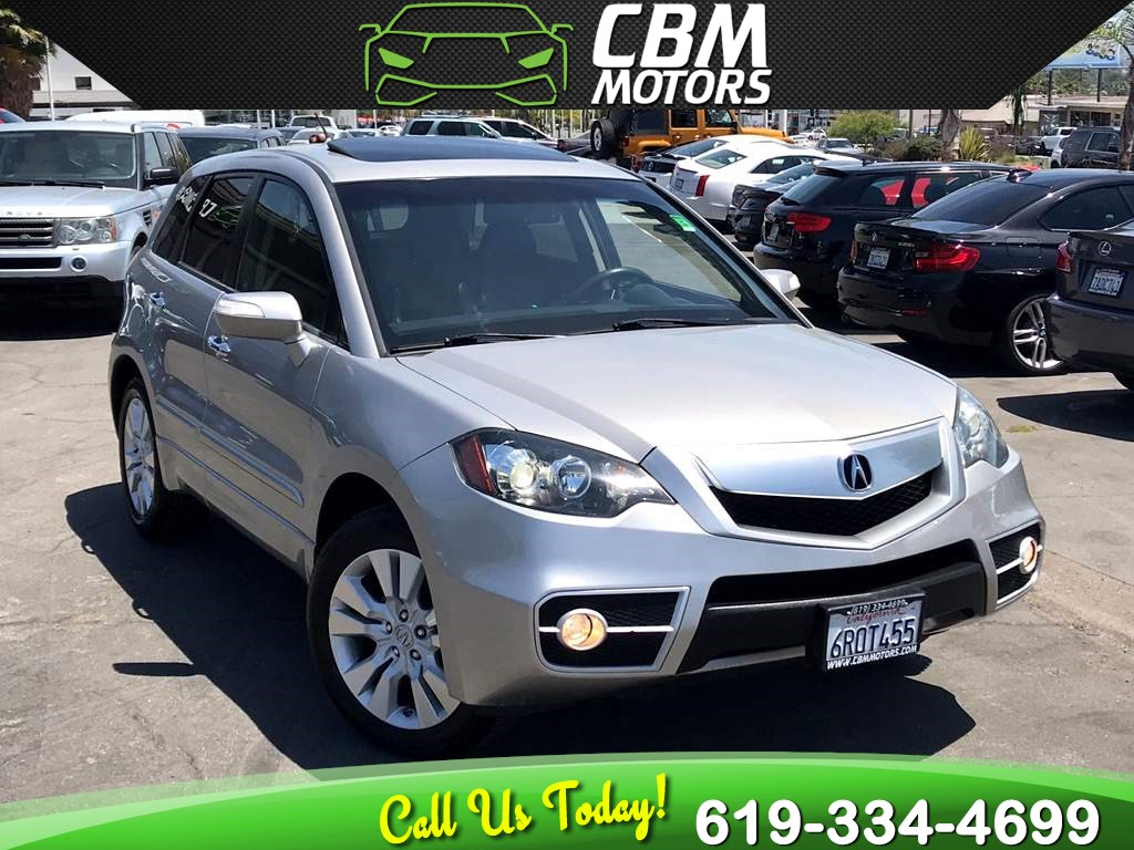2011 Acura RDX W/ BACK UP CAMERA/ BLUETOOTH/ MOONROOF