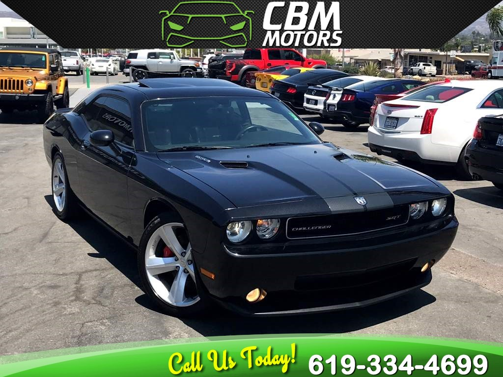 2009 Dodge Challenger SRT8 W/ BLUETOOTH/ MOONROOF/ SUPER LOW MILES