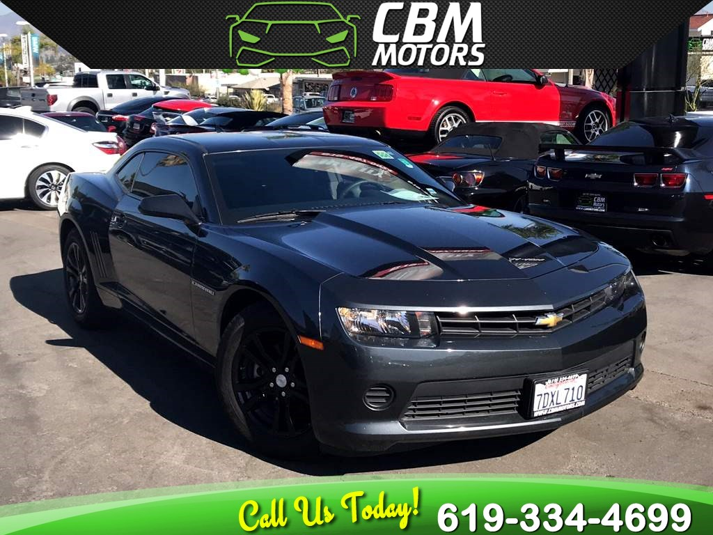 2014 Chevrolet Camaro LS 6-SPEED MANUAL W/ BLUETOOTH