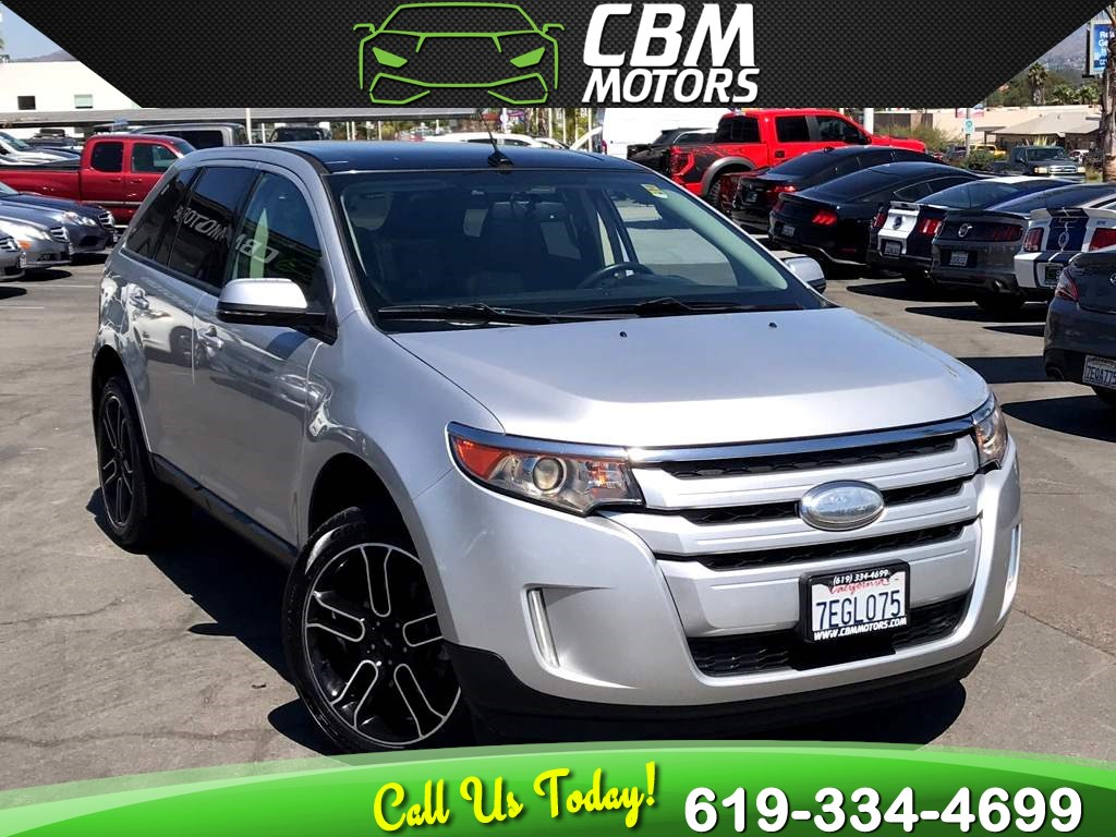2013 Ford Edge SEL W/ PANO ROOF / BACK UP CAMERA