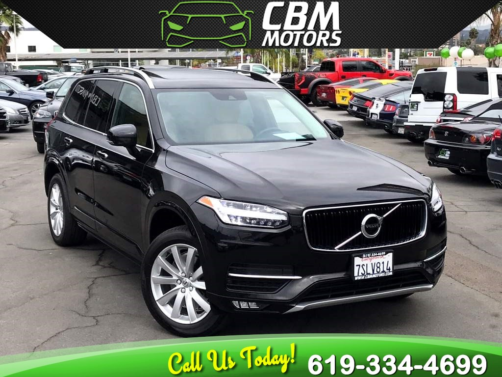 2016 Volvo XC90 T6 Momentum AWD TURBO W/ PAN MOONROOF/NAV/3RD ROW