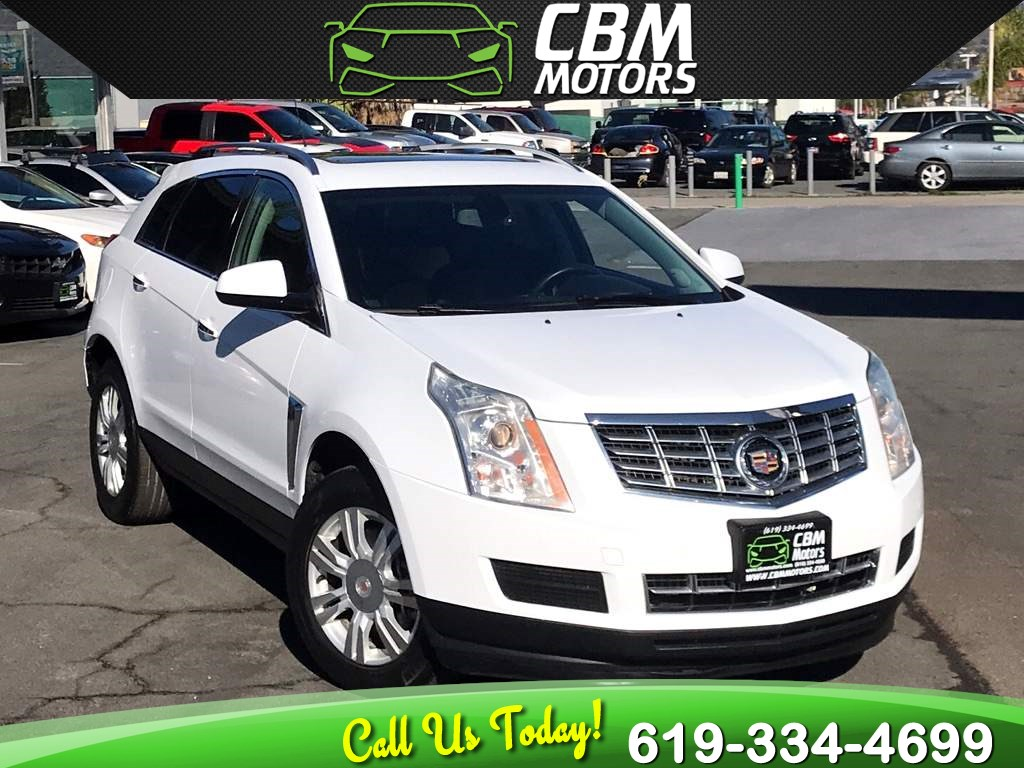 2015 Cadillac SRX Luxury Collection W/ PAN MOONROOF/ BACK UP CAMERA