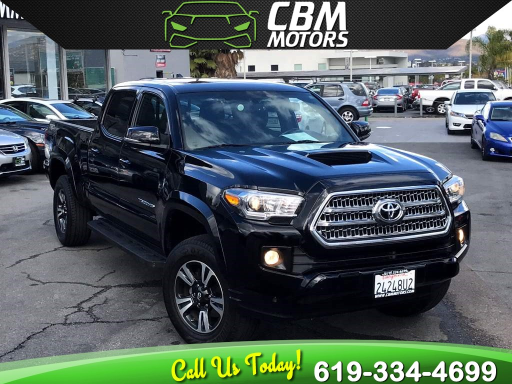 2016 Toyota Tacoma TRD Sport DOUBLE CAB W/ NAV/ BACK UP CAMERA