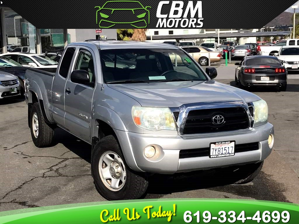 2006 Toyota Tacoma PreRunner V6 SR5 W/ SUPER LOW MILES/ CLEAN CARFAX