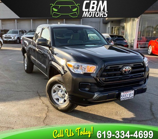 2018 Toyota Tacoma SR ACCESS CAB W/ BACK UP CAMERA/ BLUETOOTH